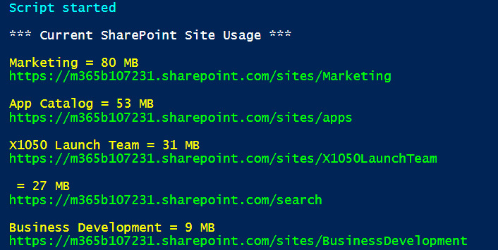 CIAOPS – Information about SharePoint, Office 365, Azure, Mobility