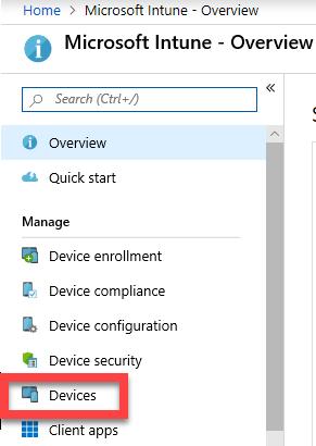 Upload Bitlocker keys to Azure AD – CIAOPS