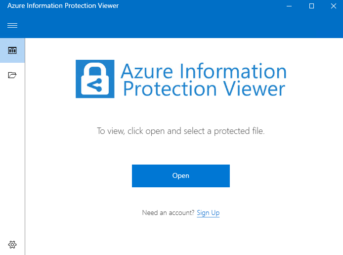 Sharing an Azure Information Protected file – CIAOPS